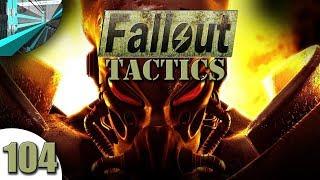 Let's Play Fallout: Tactics (part 104 - Grateful Town)