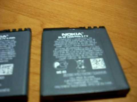Аккумулятор Nokia BL-5J повышенной емкости Prowin - YouTube
