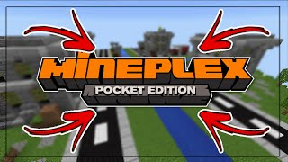 MINEPLEX SERVER for MCPE - THE MICRO BATTLES! - Minecraft PE (Pocket Edition)