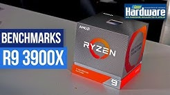 AMD Ryzen 9 3900x   Gaming Benchmarks   Erste Tests
