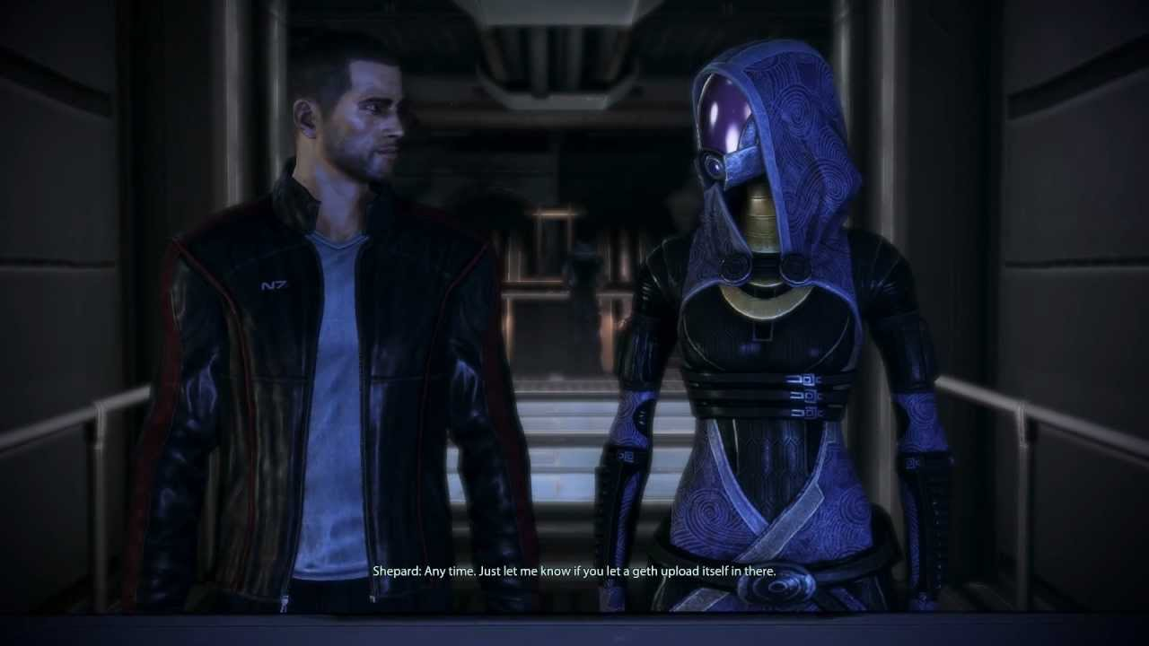Dating tali mass effect