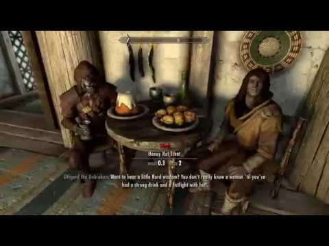 PS4 Skyrim Mods: Skyrim Followers