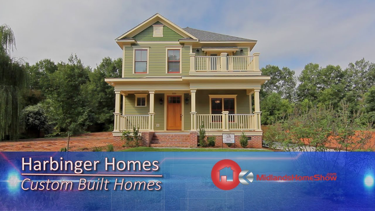 Harbinger custom built homes columbia sc by midlands for Columbia sc custom home builders