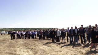 видео Открылась первая солнечная электростанция в Оренбургской области