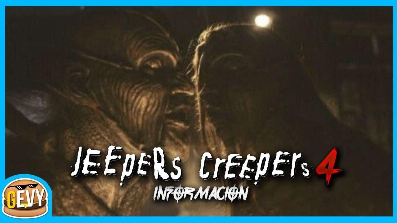 Nueva Informacion De Jeepers Creepers 4 Youtube