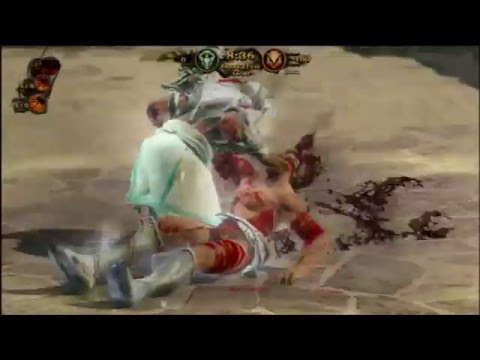 "GOD OF WAR ASCENSION MULTIPLAYER ""IRON , ARI Y CHILA"""
