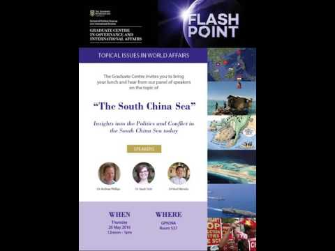 Flashpoint - The  South China Sea