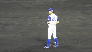 対群馬(市民)BCLC第4戦 金沢市民野球場 20140929 石川ミリオンスタ...