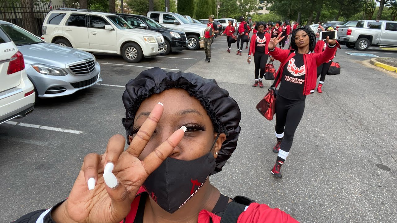 Download The Prancing Tigerettes Competition  Memphis, Tennessee  