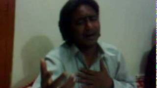 Asghar Khan Reciting Sham Hoi (Karachi 2010)