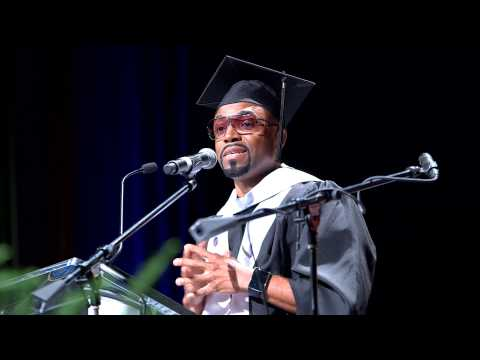 Teddy Riley GPTC Commencement Speaker