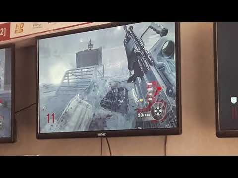 Call Of Duty Black Ops Zombies Lan Party