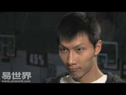 Yi Jianlian Interview on Yisworld.com
