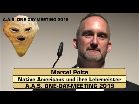 Native Americans und ihre Lehrmeister - Marcel Polte - A.A.S. ONE-DAY-MEETING 2019