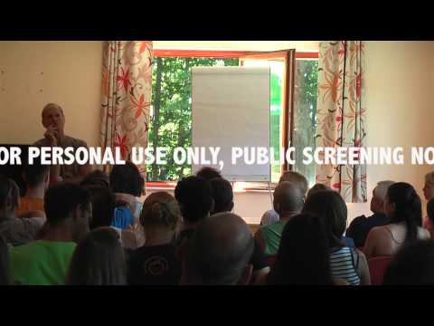 Dr. Doug Graham : Using the Laws of Life to Improve your Health (Slovenia)