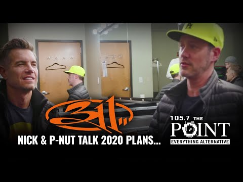 Nick & P-Nut from 311 talk 2020 plans, reminisce on where the band started & more