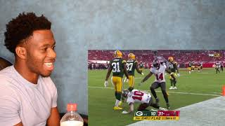 TOM BRADY AND THE BUCS DESTROY THE PACKERS!!  Packers vs. Buccaneers Week 6 Highlights REACTION