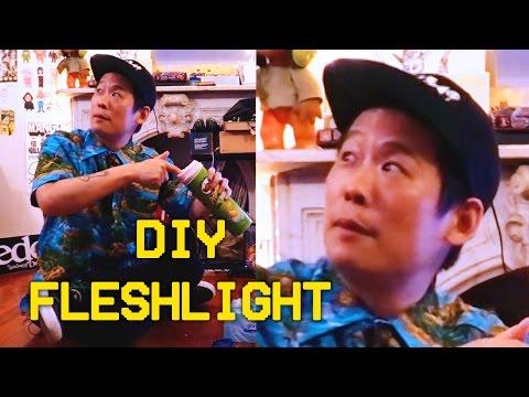 DIY: Pringles Fleshlight (w/ Steebee Weebee)