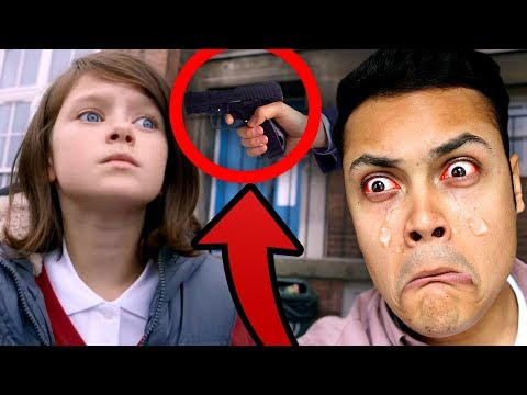 REACTING TO THE SADDEST VIDEOS EVER (EVERY CHILD SHOULD WATCH THIS)
