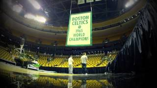 TD GARDEN OPERATION RAFTER RELOCATION TIME-LAPSE