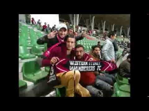 FIFA Club World Cup.  Morocco 2014.  Western Sydney Wanderers (Aus) v Cruz Azul (Mex)