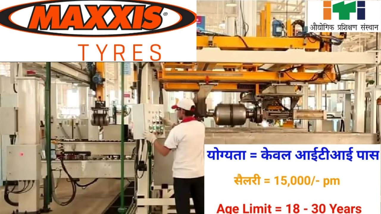 Maxxis Rabber Indian private limited 2021