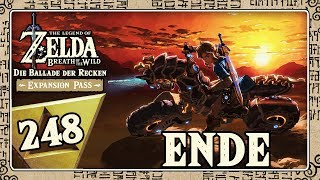 THE LEGEND OF ZELDA BREATH OF THE WILD Part 248: Miz Kyoshia Battle & Eponator Zero