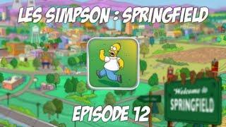 Les Simpson : Springfield #12