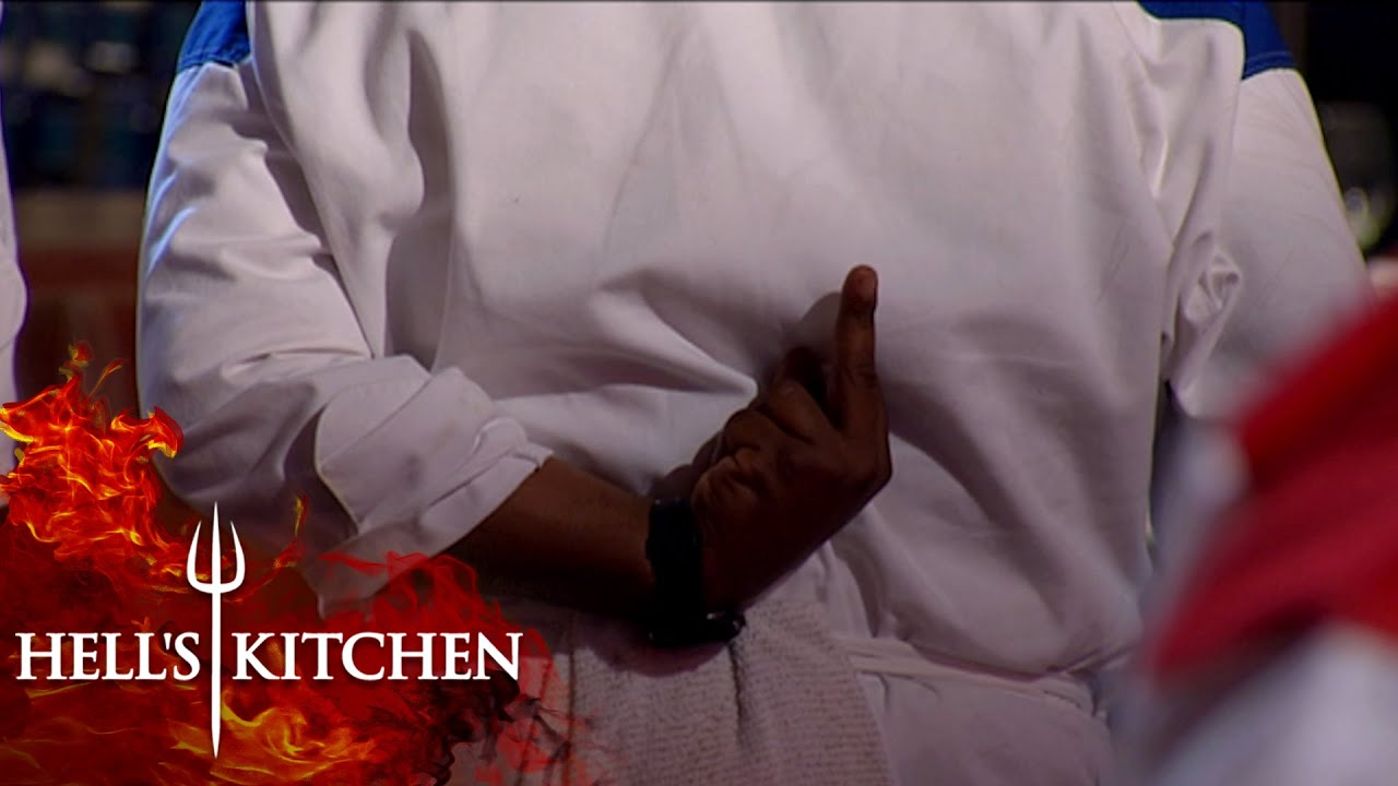 Dan Flips Everyone Off As He's Nominated | Hell's Kitchen
