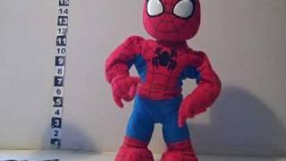 Spiderman incy wincy spider