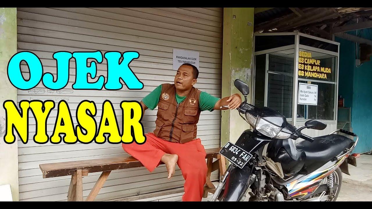 Ojek Nyasar - Film Komedi - Kocak Cikarang