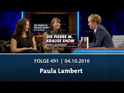 Die Pierre M. Krause Show   Folge 491   Paula Lambert & Sex