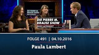 Download Video Die Pierre M. Krause Show | Folge 491 | Paula Lambert & Sex MP3 3GP MP4