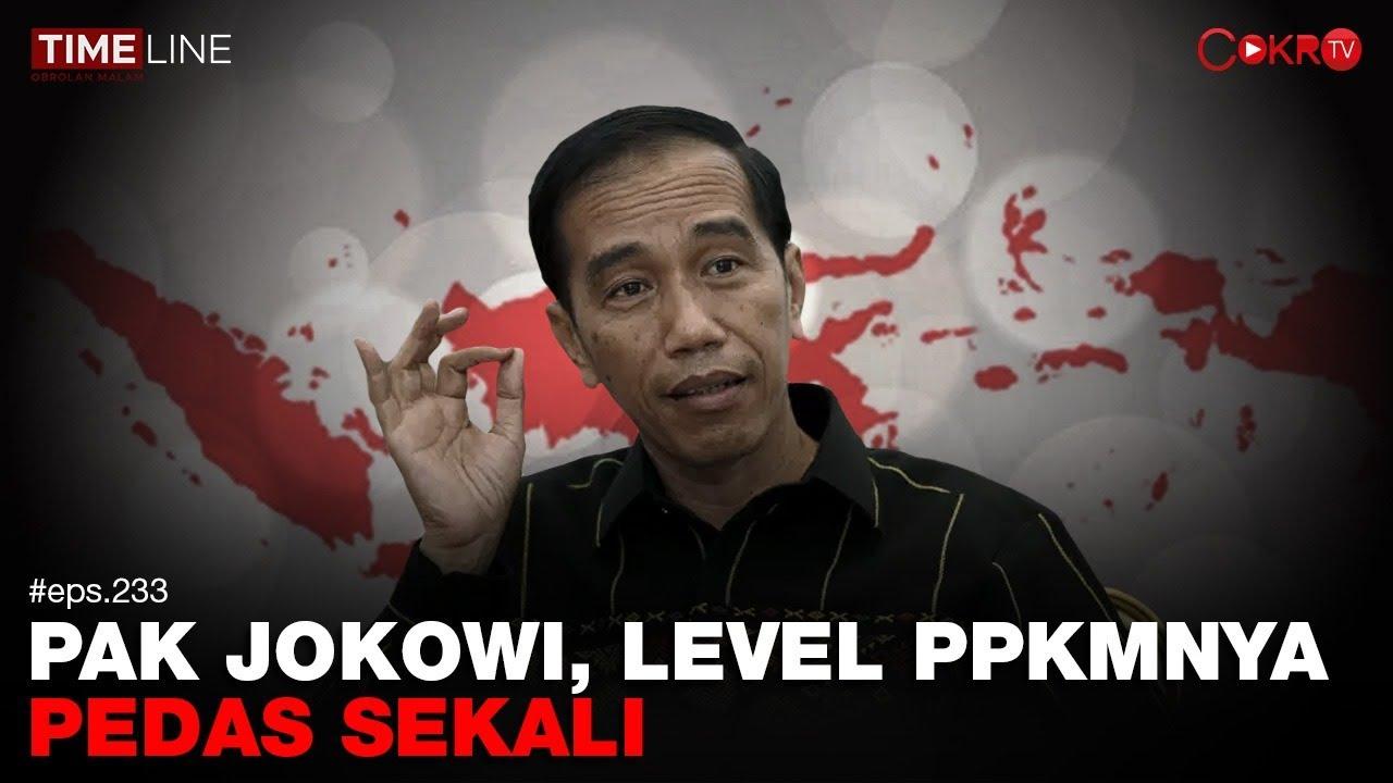 Download Denny Siregar: PAK JOKOWI, LEVEL PPKMNYA PEDAS SEKALI