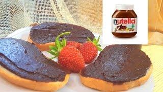 """Нутелла """"Nutella"""" как приготовить в домашних условиях, рецепт."""