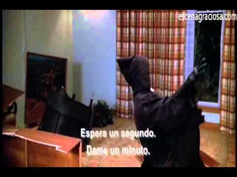 Escena Graciosa Scary Movie 1-Cindy vs Ghostface