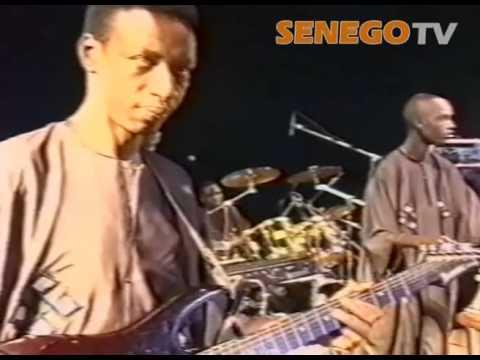 Senego TV: Thione Seck en 2000 à Monaco