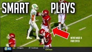 Smartest Plays In Football History || HD (Part 3)
