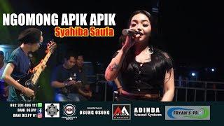 NGOMONG APIK APIK SYAHIBA SAUFA AA JAYA MUSIC