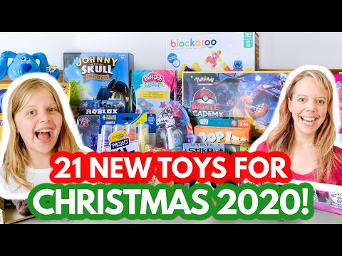 Hot Toys for Christmas 2020 // 21 Christmas Gifts for Kids!
