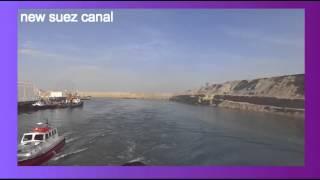 أرشيف قناة السويس الجديدة : الحفر والتكريك فى 3فبراير2015