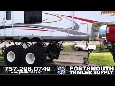 Portsmouth Trailer Supply | Towing Equipment & Trailer Parts-Repairs-Maintenance in Chesapeake, VA