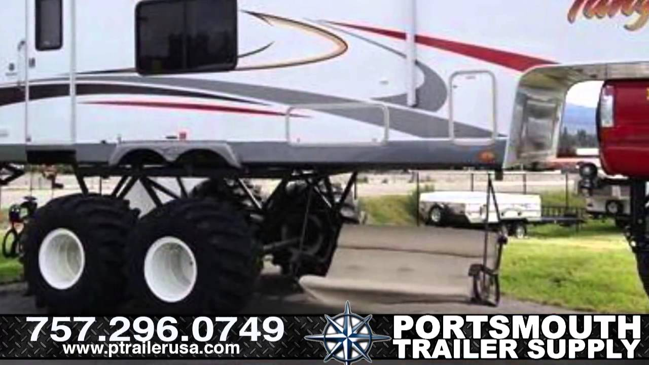 Tractor Trailer Towing Equipment : Portsmouth trailer supply towing equipment