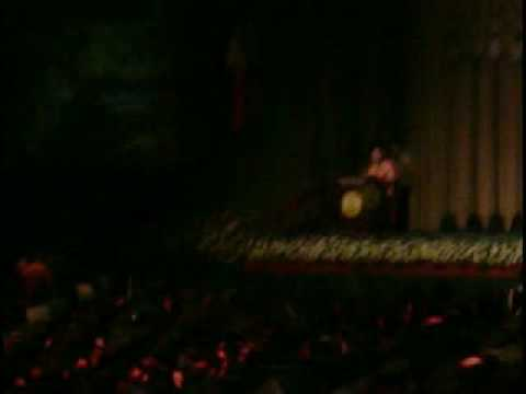 Miriam Defensor Santiago Commencement Speech Part 1