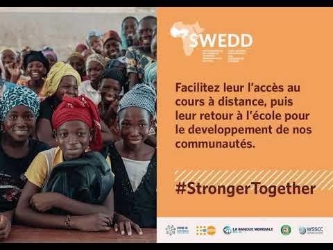 Education des filles #SWEDD