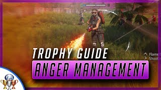 Far Cry New Dawn Anger Management Trophy & Achievement - Eliminate 10 Enemies With Wrath Perk