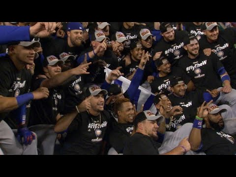 Pulse of the Postseason: Cubs top Nats, head to NLCS