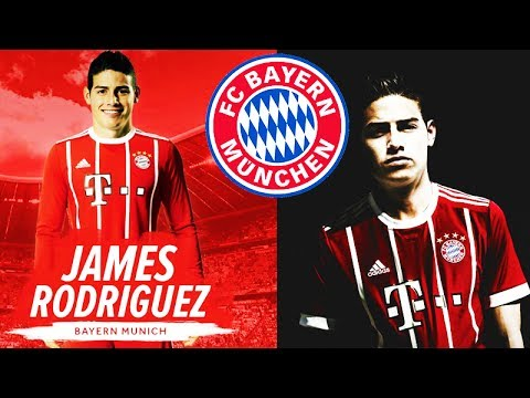 camiseta bayern munich james rodriguez