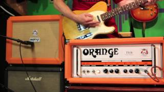 GUITAR TONE - ORANGE TH30 vs OR15 GUITAR AMP