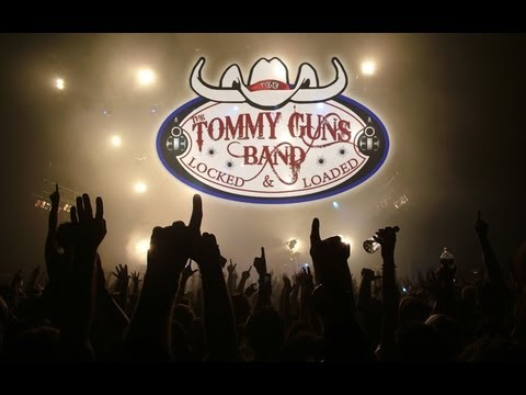 The Tommy Guns Band - Pennsylvania Country Cover Band